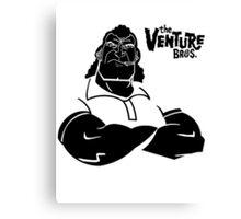 Brock Samson the venture bros Canvas Print