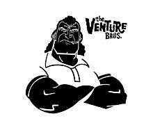 Brock Samson the venture bros Photographic Print