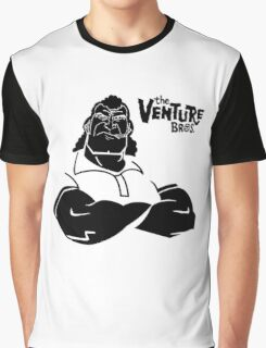 Brock Samson the venture bros Graphic T-Shirt