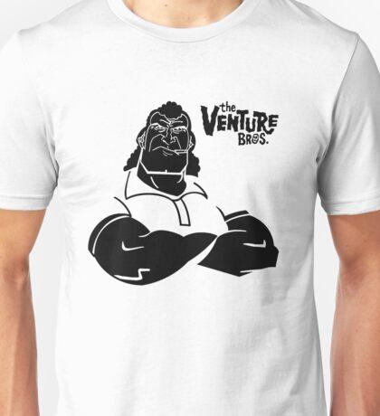 Brock Samson the venture bros Unisex T-Shirt