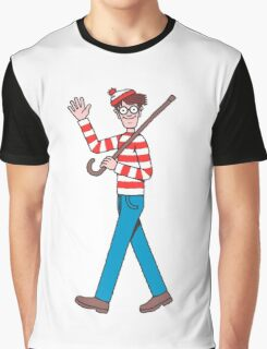 Waldo Graphic T-Shirt