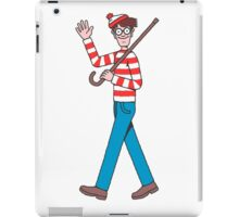 Waldo iPad Case/Skin