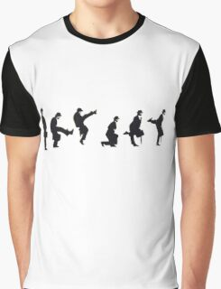 Silly Walk Graphic T-Shirt