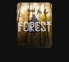 Made for the Forest Womens Fitted T-Shirt