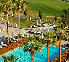 Tivoli Victoria. Golf Resort. Vilamoura. Algarve by terezadelpilar~ art & architecture
