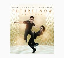 Demi Lovato Nick Jonas Future Now Unisex T-Shirt