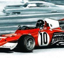 1972  Ferrari 312B2 Sticker