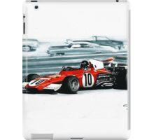 1972  Ferrari 312B2 iPad Case/Skin
