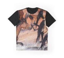 Brumbies of the Mereenie Graphic T-Shirt