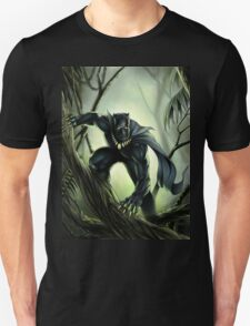 BLACK PANTHER IN PARK T-Shirt
