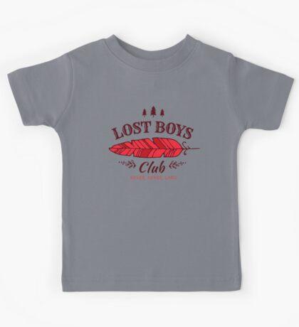 Lost Boys Club // Peter Pan Kids Tee