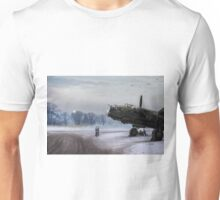 Time to go: Lancasters on dispersal Unisex T-Shirt