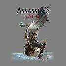 Assassins Cat by Manolya Jay