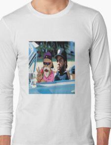Master Roshi x Ice Cube collab Long Sleeve T-Shirt