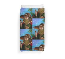 The Wizard Duvet Cover