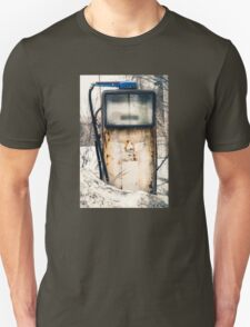 Old gas pump T-Shirt