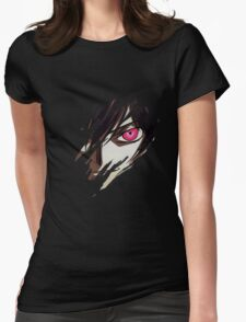 Lelouch Lamperouge Code Geass Womens Fitted T-Shirt