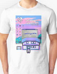 8-bit vaporwave aesthetics T-Shirt