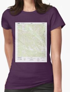 USGS TOPO Map Alabama AL Fort Mitchell 20111013 TM T-Shirt