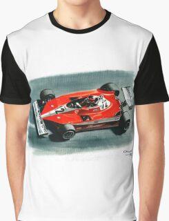 1978  Ferrari 312T3 Graphic T-Shirt