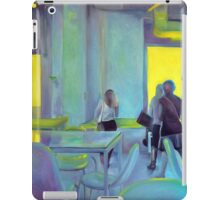 A moment in time, 2011, 120-80cm, oil on canvas iPad Case/Skin