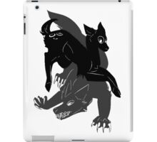 HUNT iPad Case/Skin