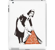 Banksy 4 iPad Case/Skin