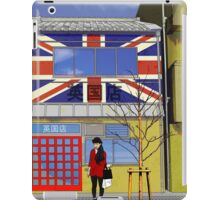 british shop iPad Case/Skin