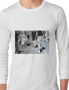 Desert light, 2012, 120-80cm, oil on canvas Long Sleeve T-Shirt