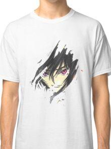 Lelouch Code Geass Classic T-Shirt