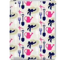 Sand and Garden Summertime iPad Case/Skin