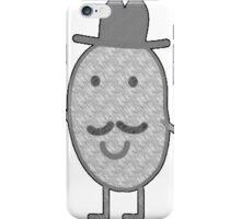 Mr Potato iPhone Case/Skin