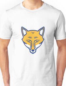FOXES NEVER QUIT Unisex T-Shirt