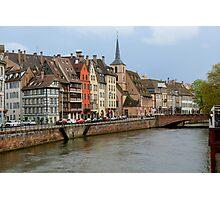 Strasbourg Photographic Print