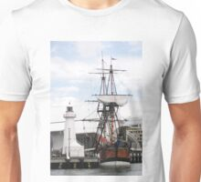 At Dock  Unisex T-Shirt