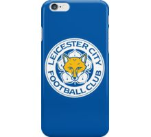 Leicester legend iPhone Case/Skin