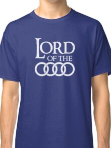 Lord Of The Rings Audi Classic T-Shirt