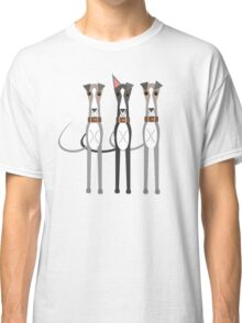Three fine boys Classic T-Shirt