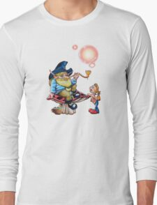 The Wise Elf Long Sleeve T-Shirt