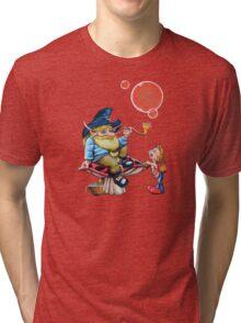 The Wise Elf Tri-blend T-Shirt