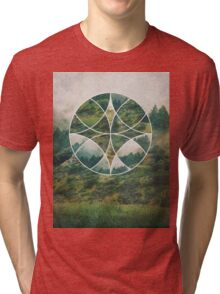 Forest  Tri-blend T-Shirt