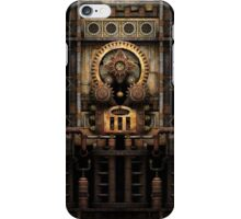Infernal Steampunk Machine #3 iPhone Case/Skin
