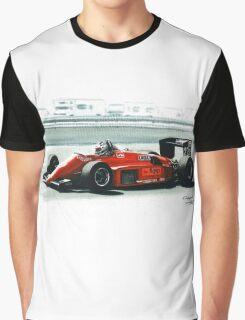 1985  Ferrari 156/85 Graphic T-Shirt