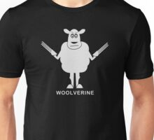 Wolverine Sheep Parody Unisex T-Shirt