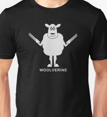Wolverine Sheep Parody Unisex T-Shirt