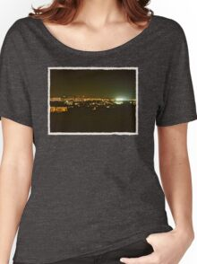 Shanakiel view at night Women's Relaxed Fit T-Shirt