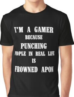 Let us game! Graphic T-Shirt