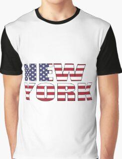New York. Graphic T-Shirt