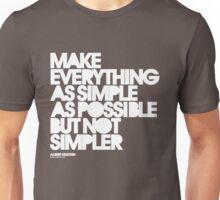 Simple Unisex T-Shirt