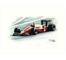1988  Ferrari F1-87/88C Art Print